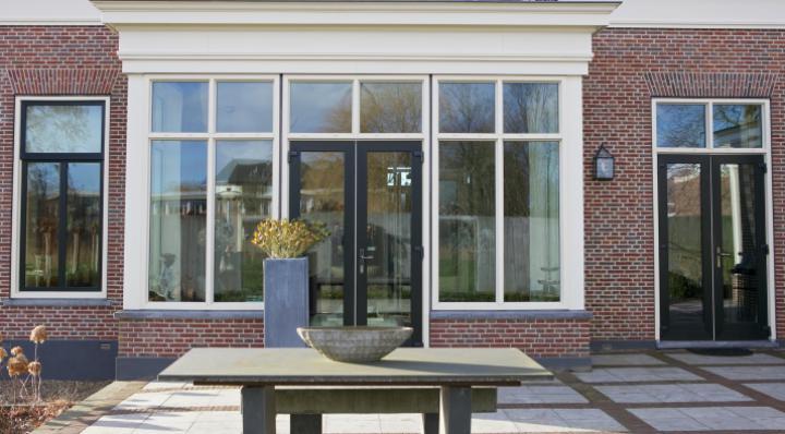 Openslaande Deuren Kunststof : Openslaande deuren schipper kozijnen