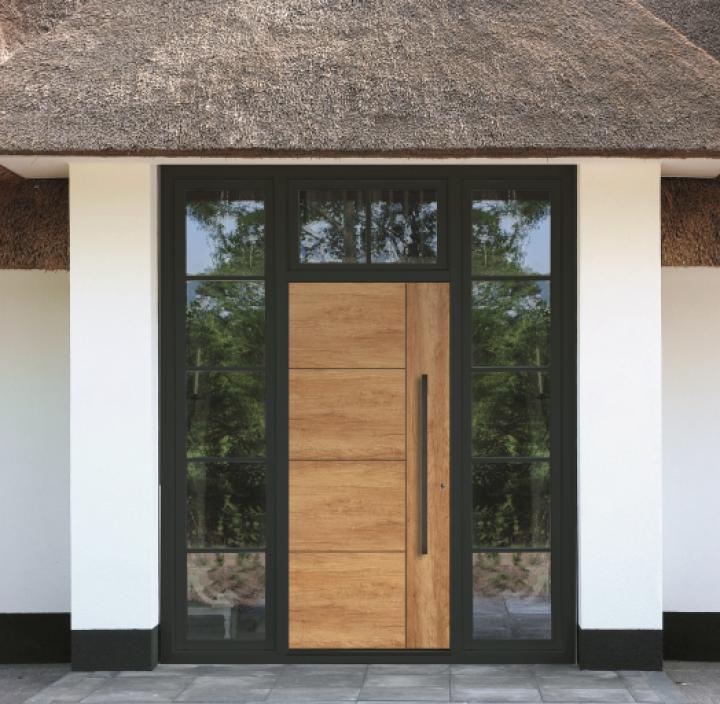 Verbazingwekkend Ontdek onze voordeuren in allerlei stijlen - Schipper Kozijnen HQ-28