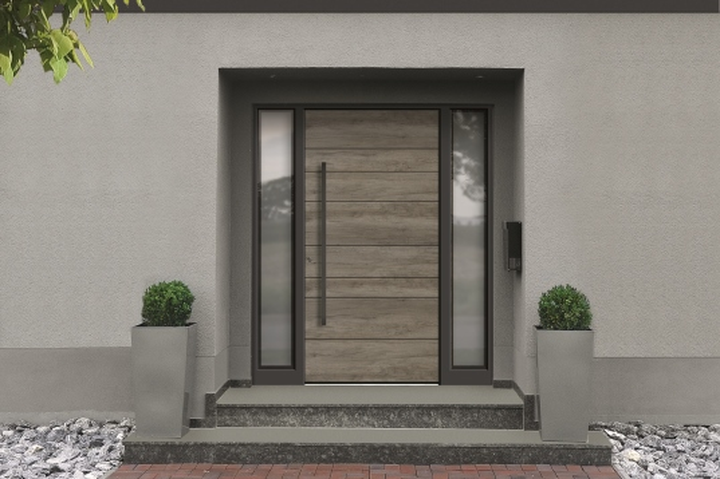 Ongekend Ontdek onze voordeuren in allerlei stijlen - Schipper Kozijnen ZT-75