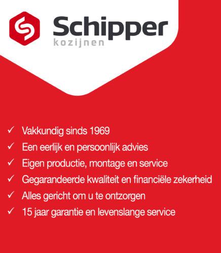 waarom Schipper Kozijnen