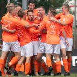 VVS wedstrijdmoment kampieonswedstrijk mei 2018